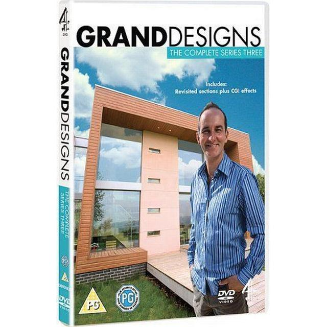 Grand Designs: Series 3 [DVD] [2001]